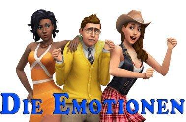 Grundlegendes Zu Den Emotionen Bei Sims 4