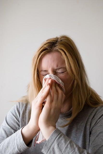 Krank geworden was nun?