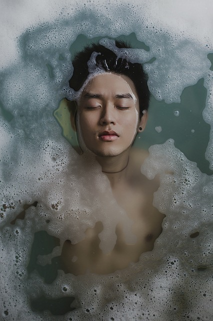 Ein Bad in der Badewanne wirkt entspannend!