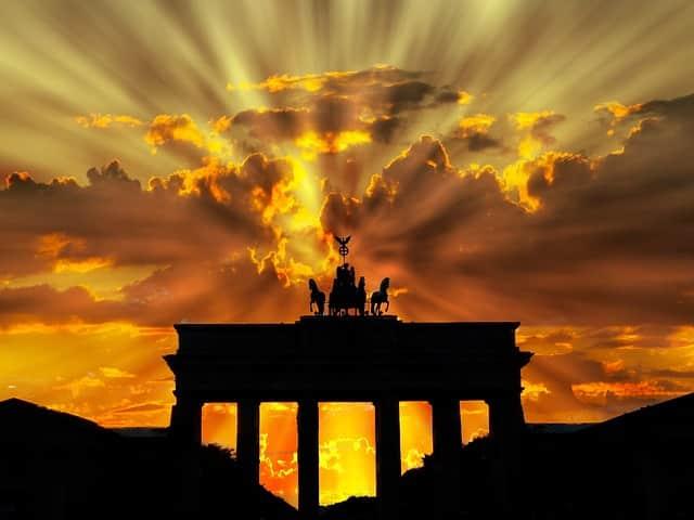 Brandenburger Tor eine der TOP Sehenswürdigkeiten in Berlin