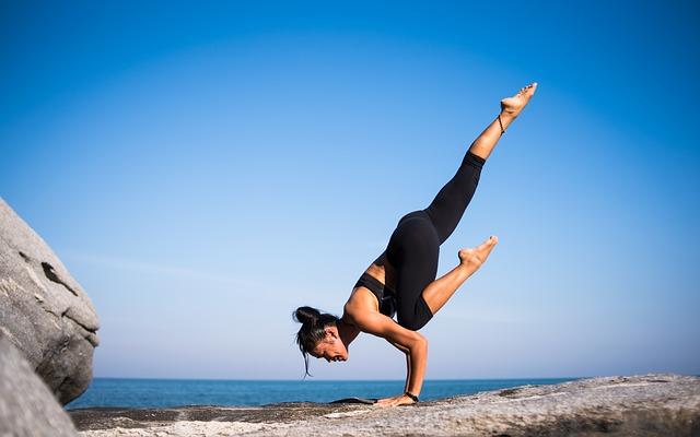 Yoga machen ist gesund